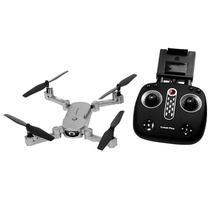 Drone Goalpro Megatron HD X16 com Wi-Fi 2.4GHZ 6 Eixos com Camera HD - Prata