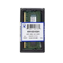 Memória Ram DDR3 So-DIMM Kingston 1600 MHZ 4 GB KVR16S11S8/4