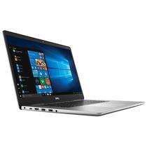 """Notebook Dell I7570-7800 SLV-Pus i7-1.8GHZ/ 16GB/ 512GB SSD/ 15.6"""" 4K/ VGA 4GB/ Prata Novo"""