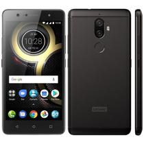 "Smartphone Lenovo K8 Plus XT1902 3GB/32GB Lte Dual Sim Tela 5.2"" Preto In"