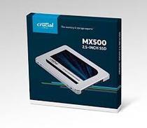 HD SSD de 1TB Crucial MX500 CT1000MX500SSD1 - Solid State Drive