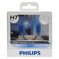Lampada *Philips Diamond Vision H7 5000K