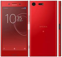 "Smartphone Sony Xperia XZ Premium G8141 4GB/64GB Lte 1SIM Tela 5.5"" Cam.19MP+13MP-Vermelho"