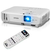 Projetor Epson Powerlite Home Cinema 740HD (RB) 3000 Lumens HDMI/USB - Branco