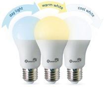Lampada LED Quanta QTNOOR9 - 9W - 3 Cores - Bivolt