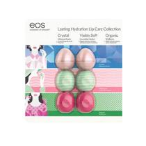 Eos Lasting Hydration Lip Balm Collection (6 Uni)