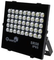 Refletor de LED Flood Light Quanta Sirius SR50 45W IP65 4500LUMENS - Bivolt