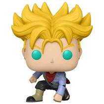 Boneco Funko Pop Dragon Ball - Super Saiyan Future Trunks 318 (Edicao Limitada)