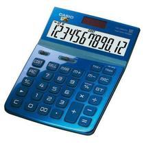 Calculadora Casio DW-200TW com 12 Digitos - Azul