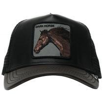 Bone Goorin Bros Dark Horse 101-0471-BLK-O/s
