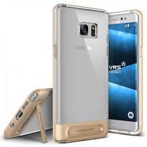 Capa para Galaxy Note 7 VRS Design Crystal Bumper Shine Gold