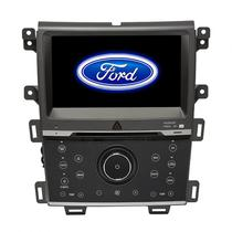 Central Multimidia Winca Ford Edge C229D S100 2012