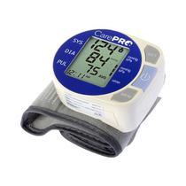 Medidor de Pressao Carepro MP200 - Digital para Pulso - Branco
