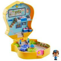 Conjunto de Patrulha Mattel Toy Story 4 - GGX49