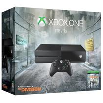Console Xbox One 1TB The Division Edition