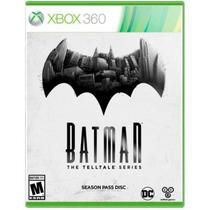 Jogo Batman The Telltale Series - Xbox 360