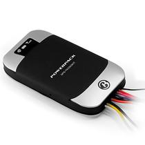 Rastreador Powerpack GPS-TK3303 Kit para Carro e Moto Suporta Cartao Sim e Micro SD de 4GB