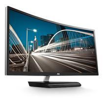 """Monitor AOC Curvo 35"""" C3583FQ FHD/ VGA/ DVI/ HDMI/ DP 144MHZ"""