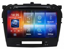 "Mult Aikon 8.0 Android 6.0 Suzuki Vitara 10.1"" 16/17 AS-47012W s/DVD"