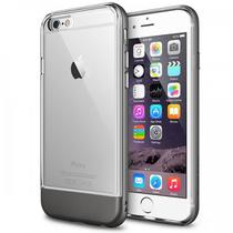 Capa para iPhone 6 Rearth Frame Metal Gray