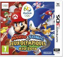 Mario e Sonic At Rio 2016 Olympic Games 3DS