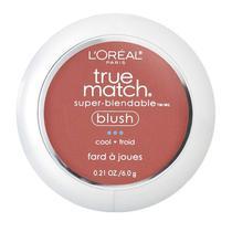 Blush Loreal True Match C7-8 Spiced Plum