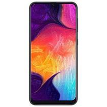 "Smartphone Samsung Galaxy A50 SM-A505G/DS Dual Sim 64GB 6.2"" 25+5+8MP/25MP Os 9.0 - Preto"