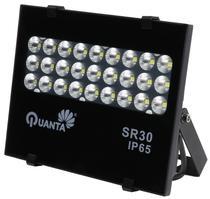Refletor de LED Flood Light Quanta Sirius SR30 27W IP65 2700LUMENS - Bivolt