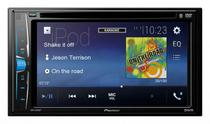 DVD Player Pioneer AVH-205BT - 6 Polegadas - Bluetooth