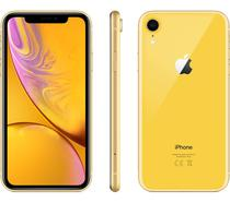 Celular Apple iPhone XR (1984) Tela 6.1 - Cam 12/7MP - 256GB - Amarela