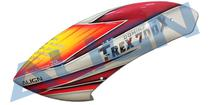 TR700X Painted Canopy HC7658T