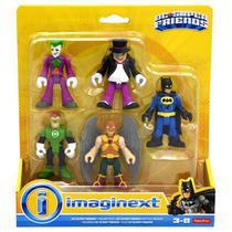 Conjunto de Figuras Fisher-Price Imaginext DC Super Friends
