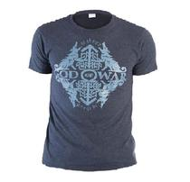 Camiseta God Of War Cinza Escuro 9369