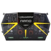 Amplificador Roadstar RS-160.4D 4CH Nano Transparente