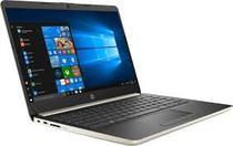 "Notebook HP 14-CF0013DX i3-8130U 2.2GHZ / 8GB / 1TB / 14"" HD - Windows 10 Ingles - Dourado"