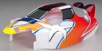 Thunder Tiger Body Painted Orange EB-4 S3 PD7790