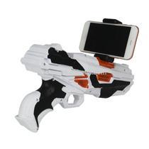 Brinquedo Ar Gun Pistola Virtual AR-7 Branco