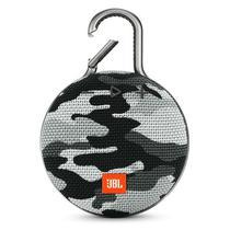 Caixa de Som JBL Clip 3 - Camuflado