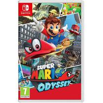 Jogo para Nintendo Switch Super Mario Odyssey