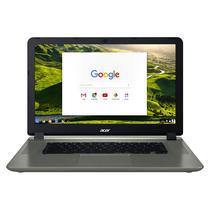 "Notebook Acer Chromebook 15 CB3-532-C47C 15.6"" Intel Celeron N3060 - Cinza"