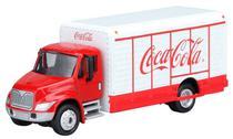 Caminhao Beverage Truck Coca Cola Escala 1:87 - Motor City 870001