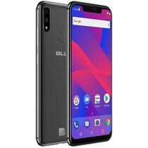 "Smartphone Blu Vivo Xi+ Dual Sim Lte 6.2"" FHD 64GB/4GB Preto - Garantia 1 Ano No Brasil"