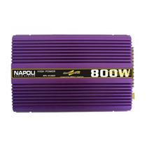 Napoli Modulo Amplificador NPL-610 GX Roxo - 4CH 800W