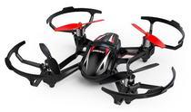 Mini Drone Udirc U27 Preto/Vermelho