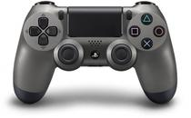 Playstation 4 Controle Jap Steel Black PS4