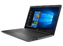 """Notebook HP 15-DA0010LA 15.6"""" Intel Core i5-8250U - Cinza"""