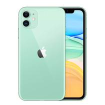 "Apple iPhone 11 LL A2111 128GB 6.1"" 12+12/12MP Ios - Verde (Slim Box)"