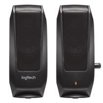 Caixa de Som de Som Logitech S120