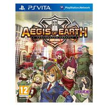 Jogo Aegis Of Earth Protonovus Assault PS Vita