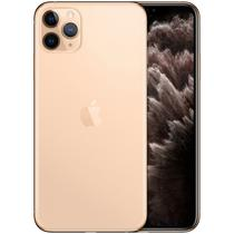 "Apple iPhone 11 Pro Max 512GB Tela 6.5"" A2218 MWHQ2LL/A Gold"